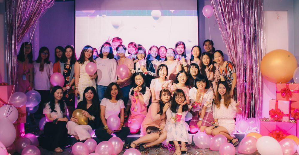 """PINKY PARTY – BUỔI TIỆC CHÀO MỪNG NGÀY 8/3 """"ĐỘC NHẤT VÔ NHỊ"""" TẠI GNT"""