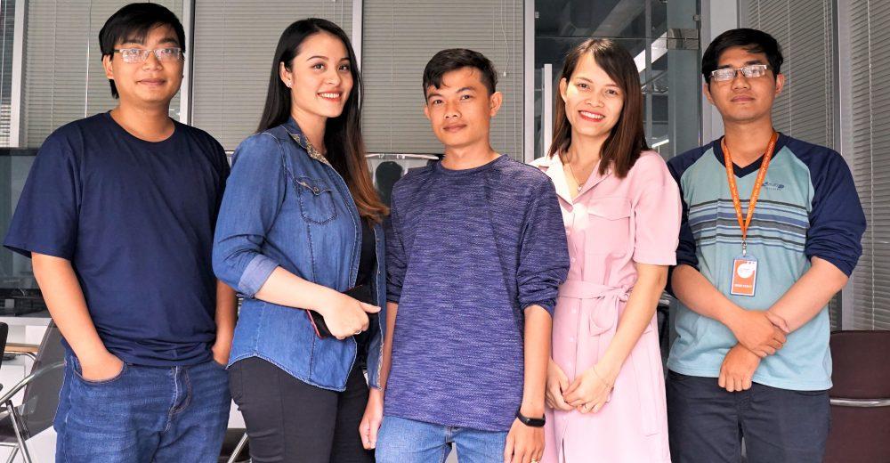 """GEMS VI: NAPSTER TEAM VÀ """"GIẤC MƠ MỸ"""" TẠI GNT"""