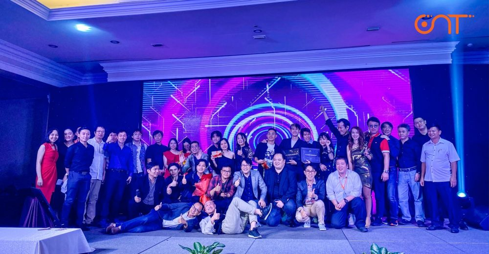 GNT YEAR END PARTY 2019 – GEMS AWARD – ĐONG ĐẦY CẢM XÚC